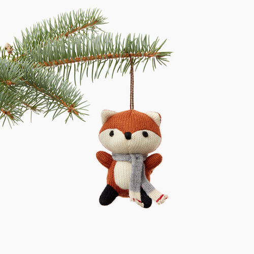 Roots-New For November General Store-Roots Woodland Fox-Cinnamon Stick-A