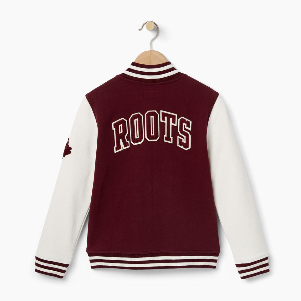 Roots-undefined-Girls Alumni Varsity Jacket-undefined-B