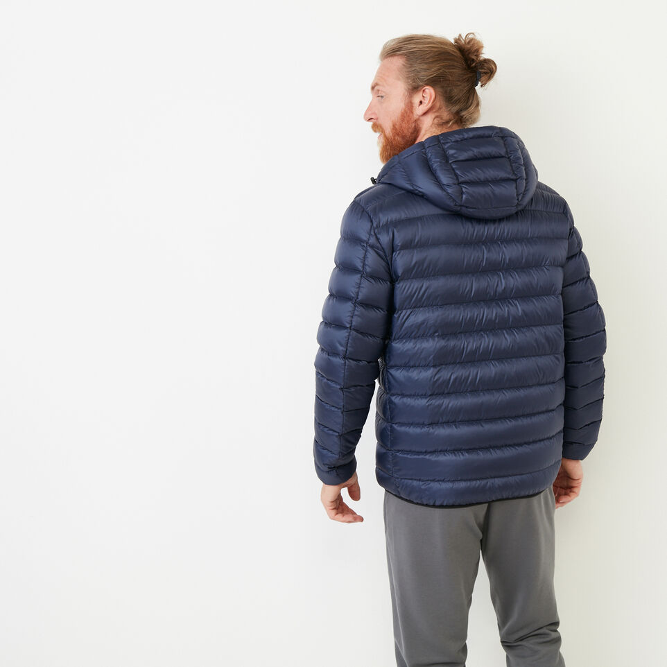 Roots-Men Our Favourite New Arrivals-Roots Packable Down Jacket-Navy Blazer-D