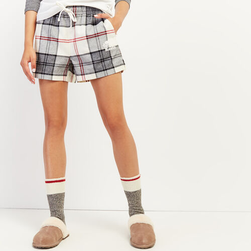 Roots-Women New Arrivals-Inglenook Lounge Short-Smoke Lake-A