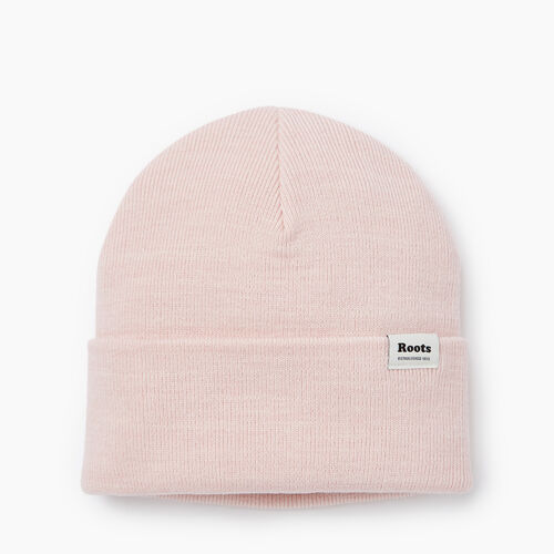 Roots-Clearance Accessories-Bracebridge Toque-Pink Mix-A