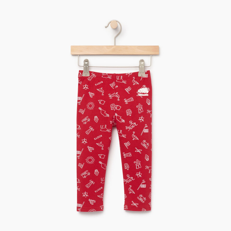 Roots-undefined-Toddler Canada Aop Legging-undefined-A