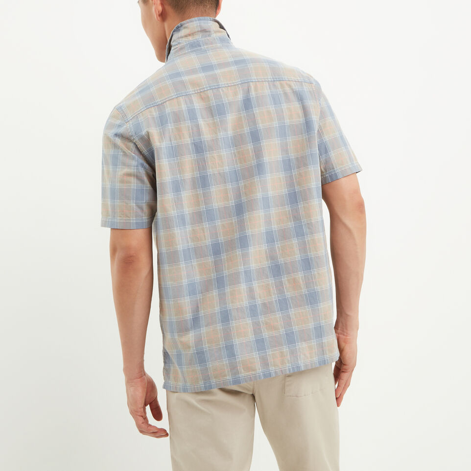 Roots-undefined-Parksville Short Sleeve Shirt-undefined-E
