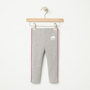 Roots-Kids Baby Girl-Baby Cooper Track Legging-Grey Mix-A