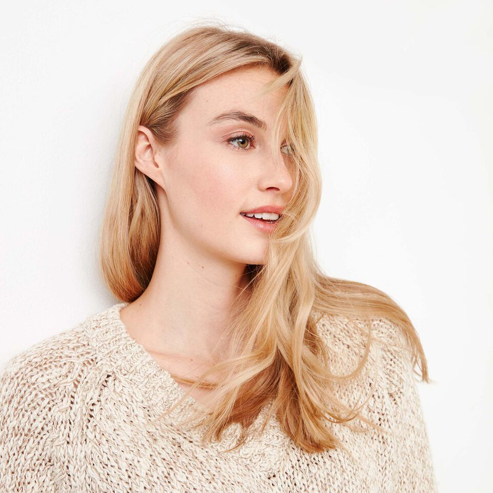 Roots-Women Our Favourite New Arrivals-Laurel V Neck Sweater-Oatmeal Mix-E