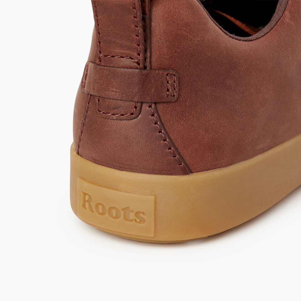 Roots-Footwear Our Favourite New Arrivals-Mens Parkdale Sneaker-Barley-F