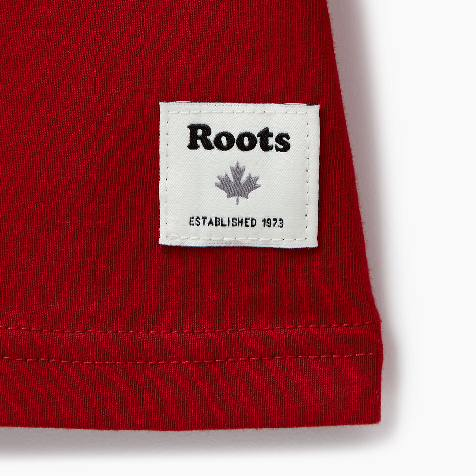 Roots-undefined-Boys Wilderness T-shirt-undefined-C