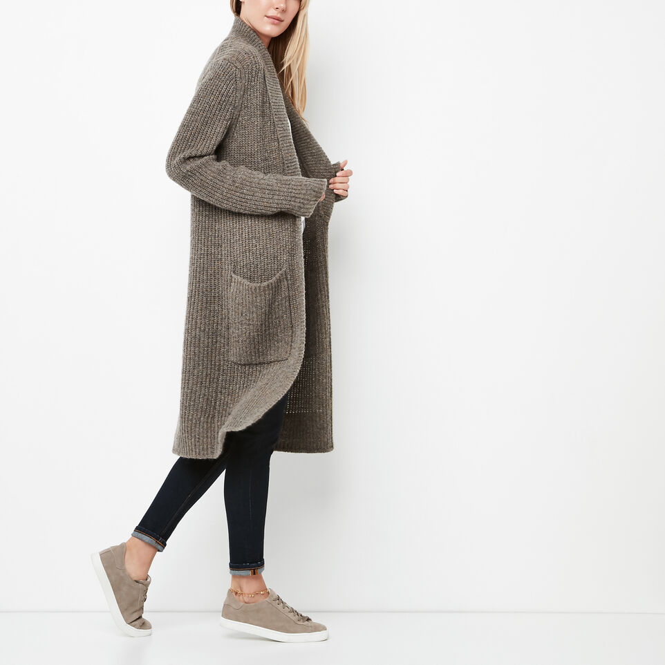 Roots-undefined-Manteau Cardigan Châle Emery-undefined-A