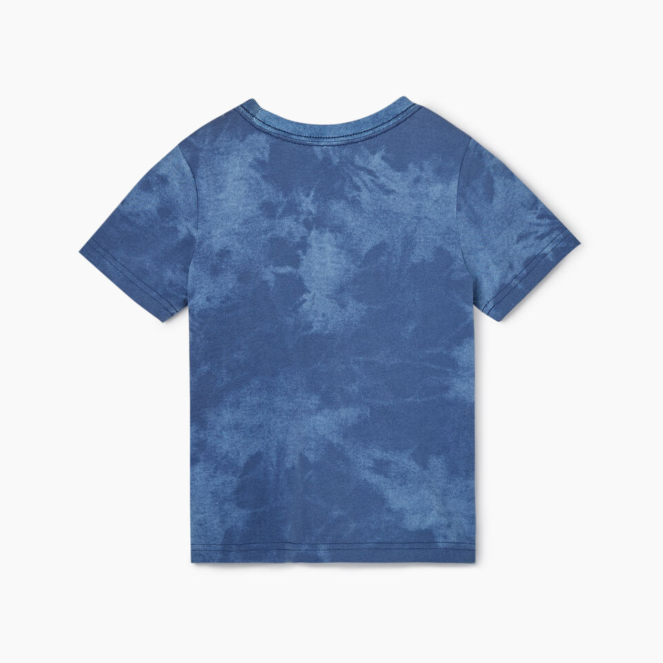 Roots-Kids Toddler Boys-Toddler Cooper Beaver T-shirt-Federal Blue-B