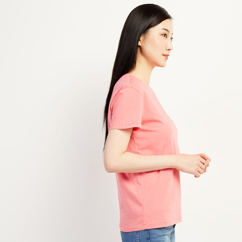 Roots-undefined-Essential Crew T-shirt-undefined-C