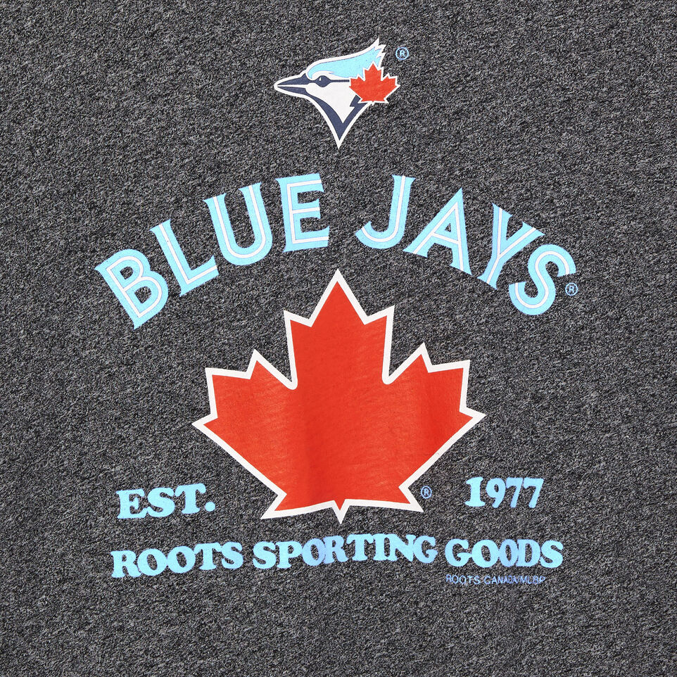 Roots-undefined-Womens Blue Jays Ballpark Ringer T-shirt-undefined-C