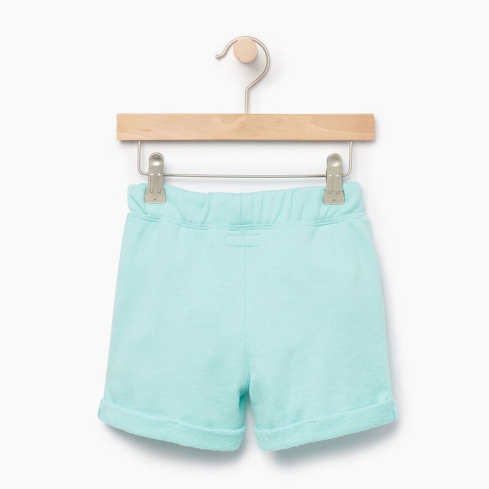 Roots-Kids Our Favourite New Arrivals-Toddler Roots Beach Short-Aruba Blue-B