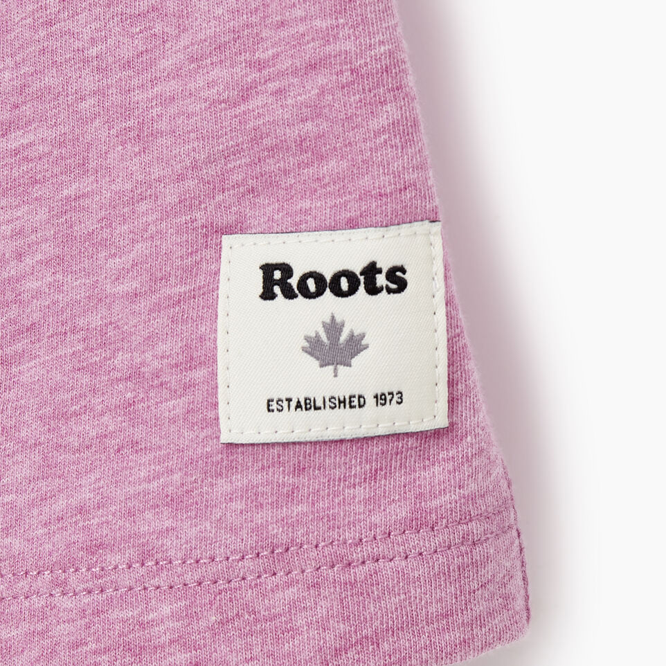 Roots-Women Clothing-Womens Robson T-shirt-Orchid Bouquet Mix-C