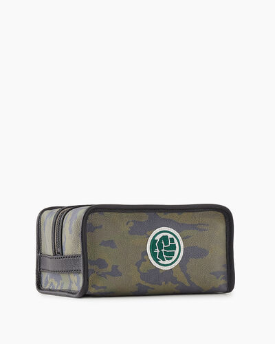 Roots-New For This Month Roots X Avengers S.t.a.t.i.o.n.-Avengers Hulk Essential Utility Kit-Green Camo-A