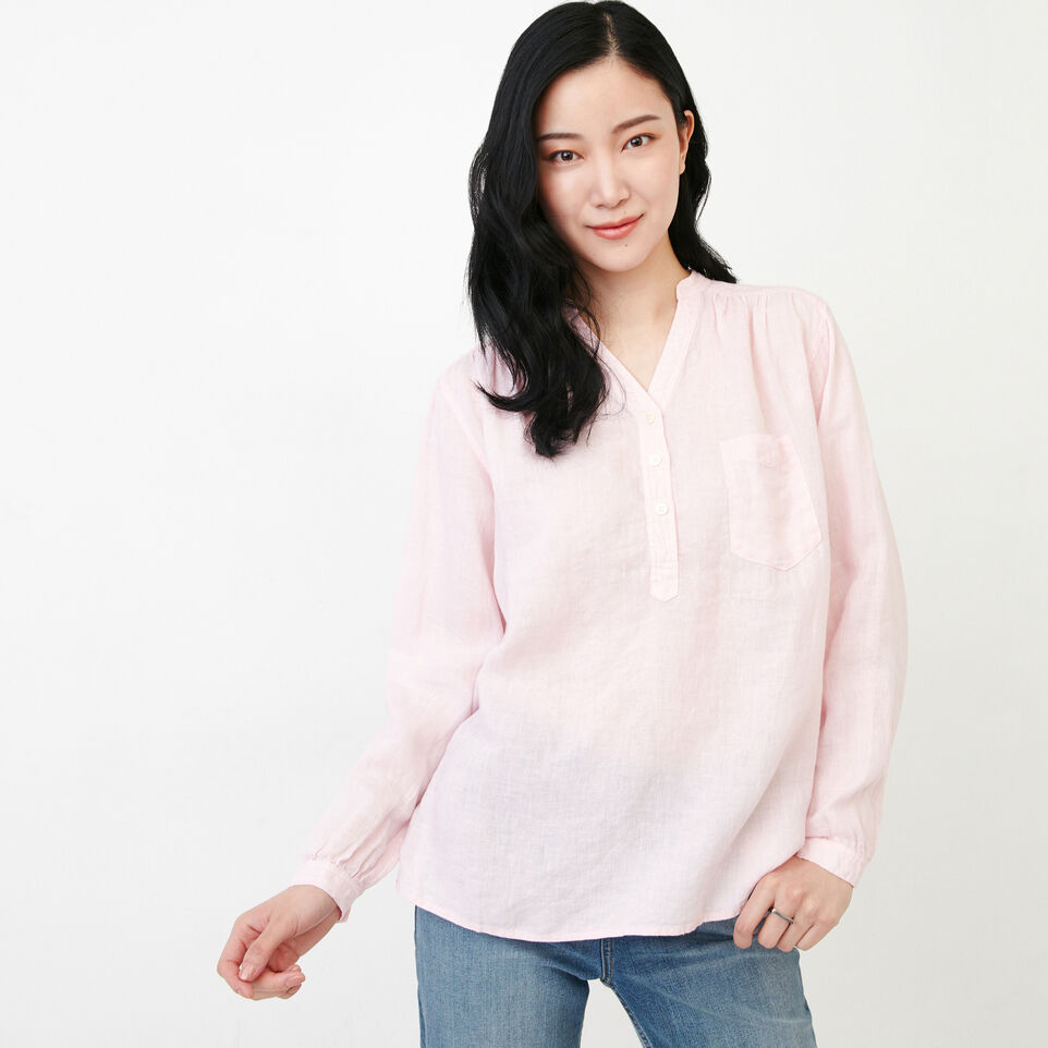 Roots-Women Our Favourite New Arrivals-Camrose Top-Cradle Pink-A