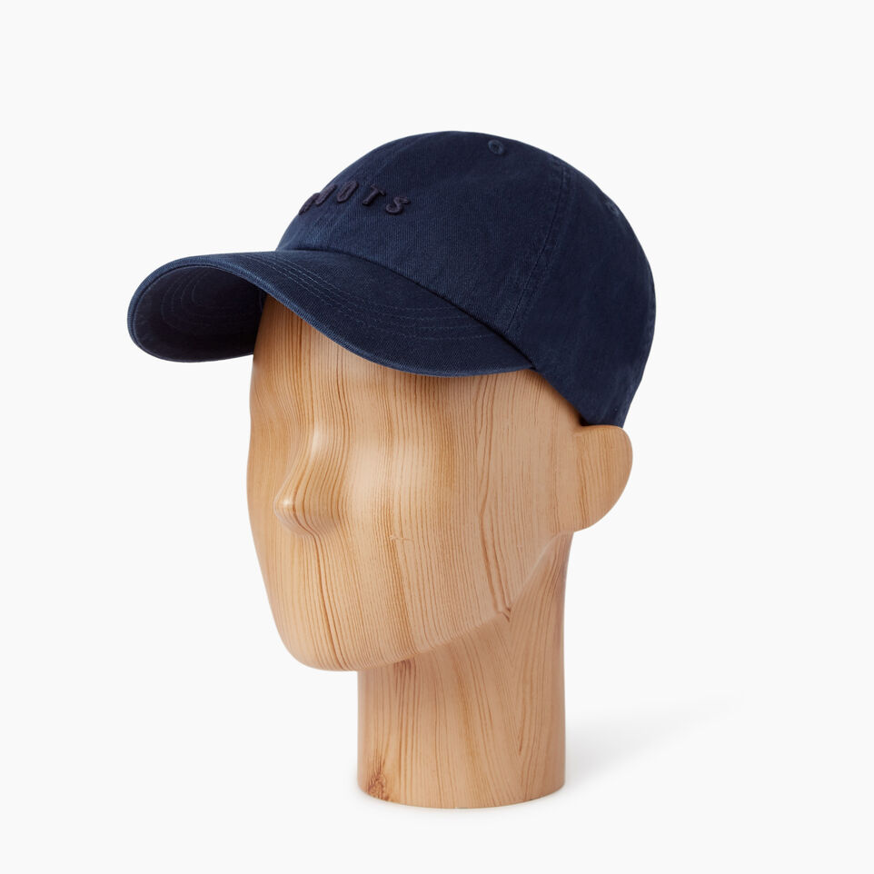 Roots-Men Categories-Roots Classic Baseball Cap-Navy-B