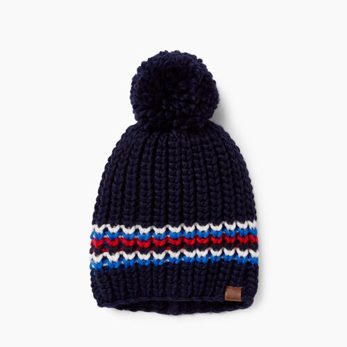 Roots-Clearance Women-Kananaskis Toque-Navy-A