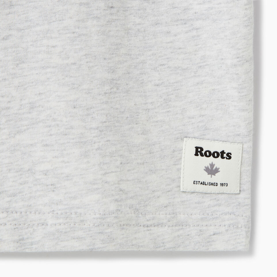 Roots-undefined-T-Shirt Great Outdoors pour garçons-undefined-C