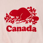 Roots-Kids New Arrivals-Baby Canada Tie T-shirt-English Rose-C