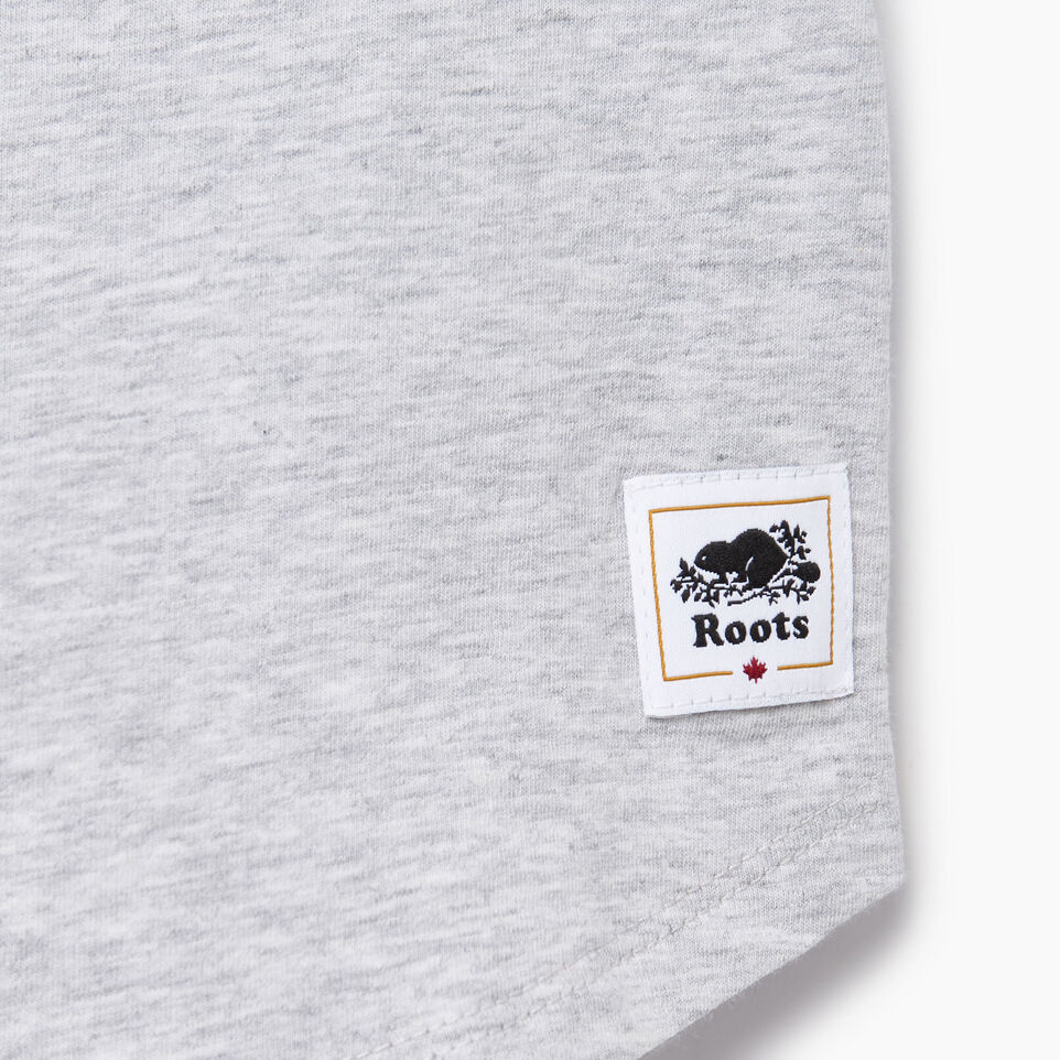 Roots-Kids Our Favourite New Arrivals-Toddler Canada Map T-shirt-Snowy Ice Mix-C