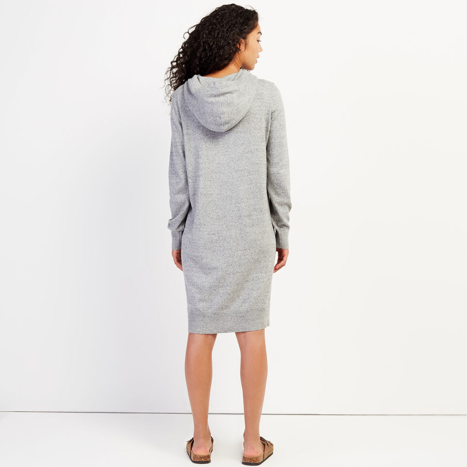 Roots-undefined-Hooded Sweater Dress-undefined-D