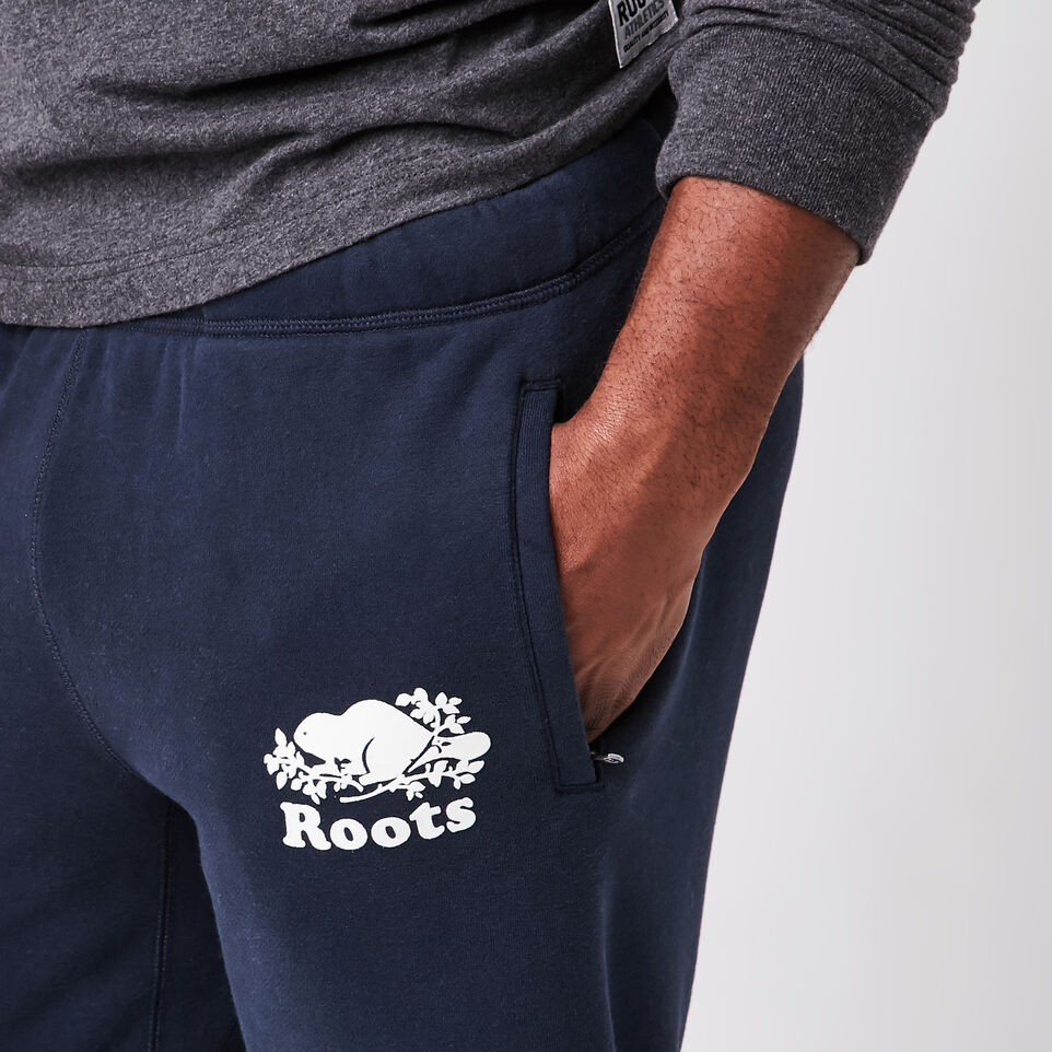 Roots-undefined-Pantalon original ajusté Park-undefined-B