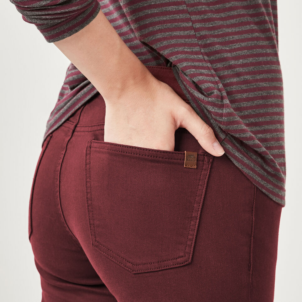 Roots-undefined-Pantalon Extensible Riley-undefined-D