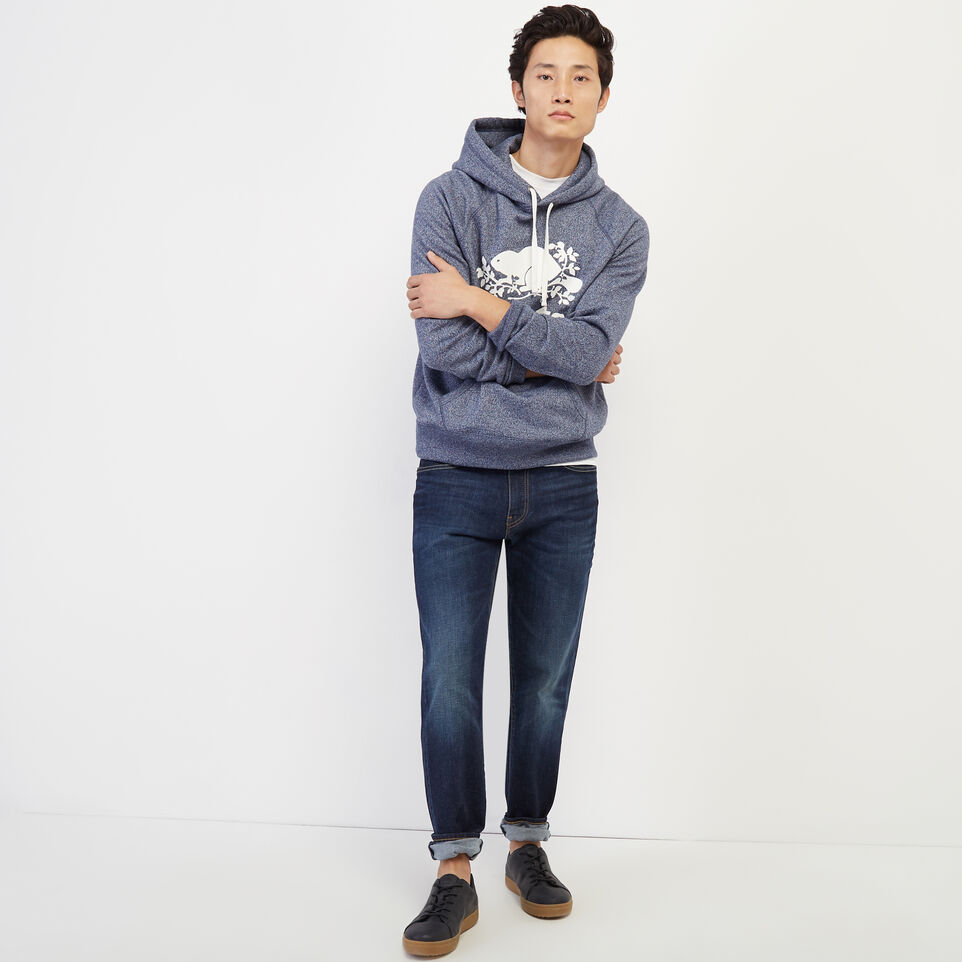 Roots-New For April Levi's-Levi's 511 Slim Fit 34-Denim Blue-B