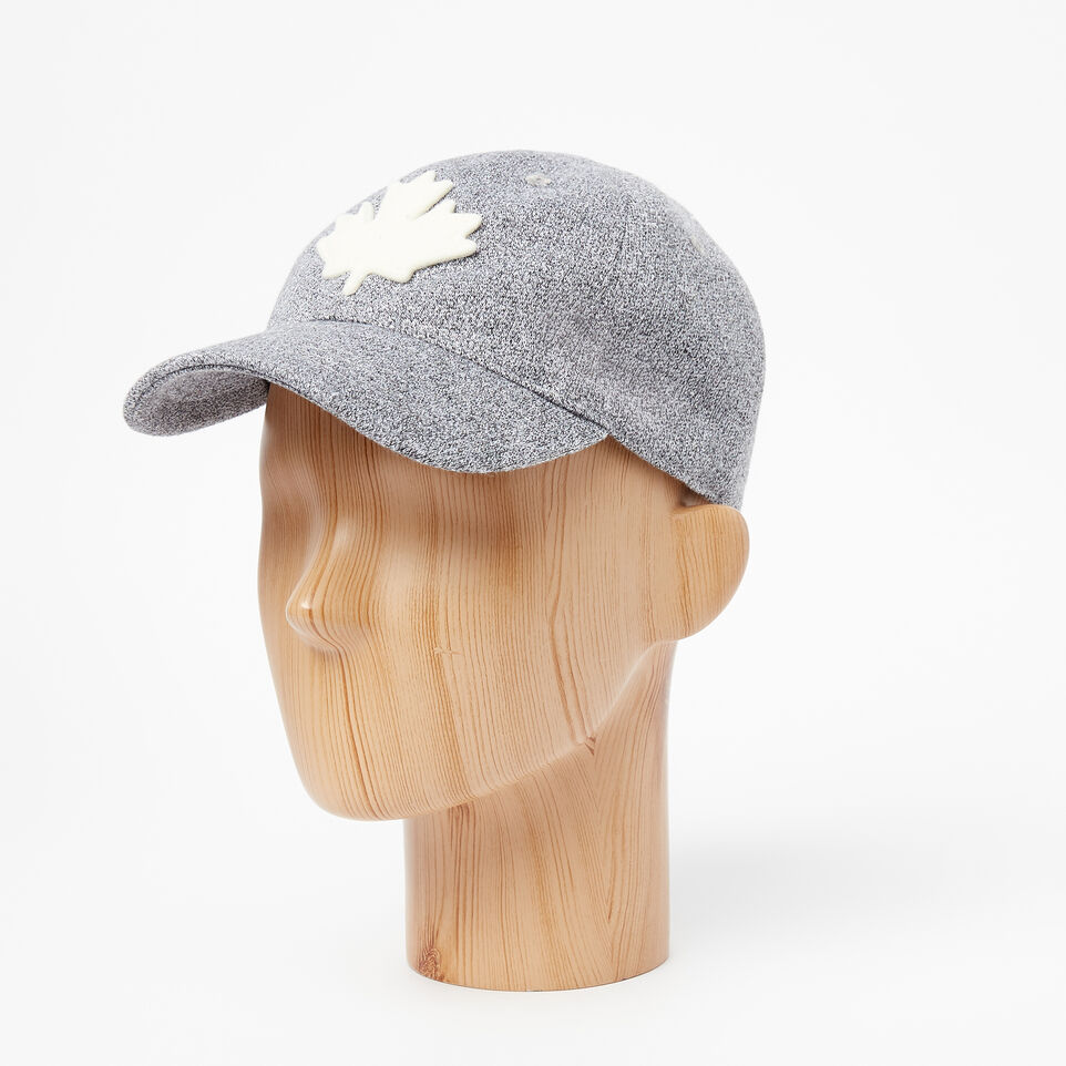 Roots-undefined-Toddler Canada Leaf Baseball Cap-undefined-B