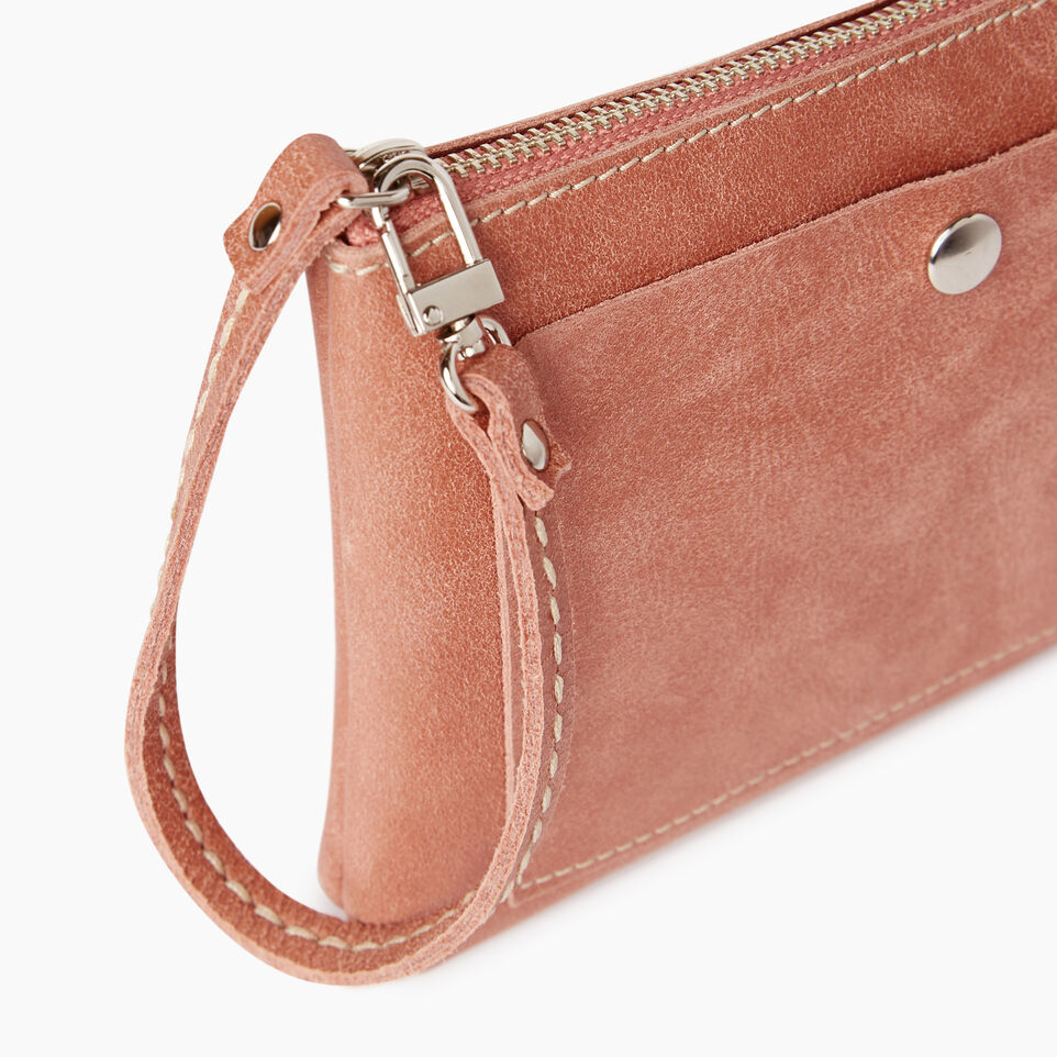 Roots-Leather Our Favourite New Arrivals-Riverdale Pouch-Canyon Rose-D