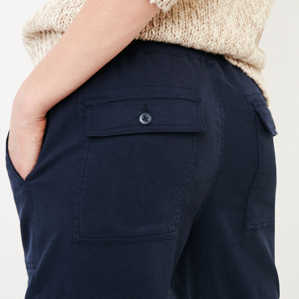 Roots-Women Our Favourite New Arrivals-Essential Jogger-Navy Blazer-E