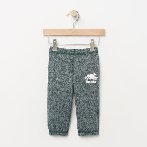 Roots-Sale Kids-Baby Original Sweatpant-Varsity Green Pepper-A