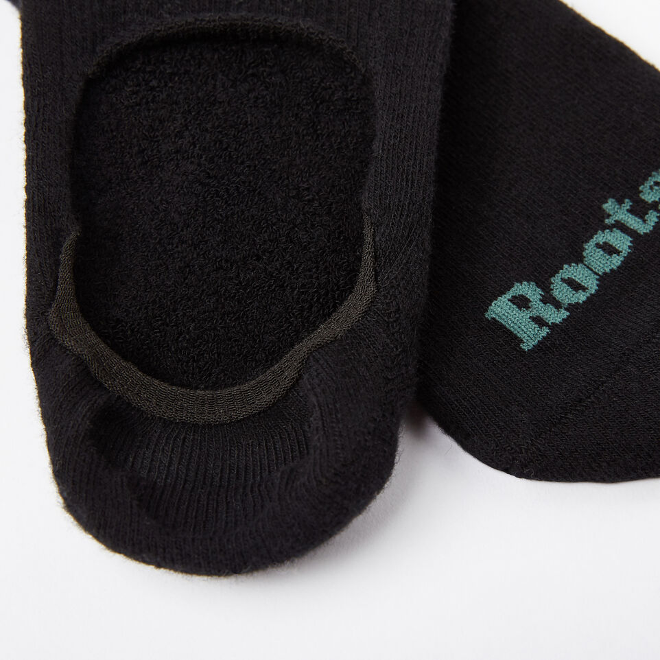 Roots-undefined-Mens No Show Sock 2 Pack-undefined-B
