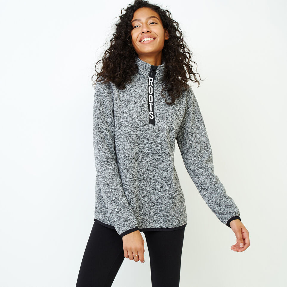 Roots-Women Clothing-Franklin Stein-Grey Pepper-A
