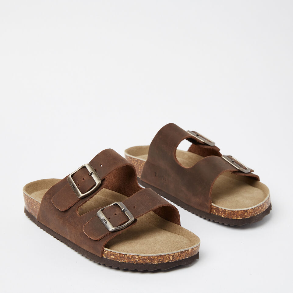 48eb41a05ae438 Men s Natural Roots 2 Strap Sandal