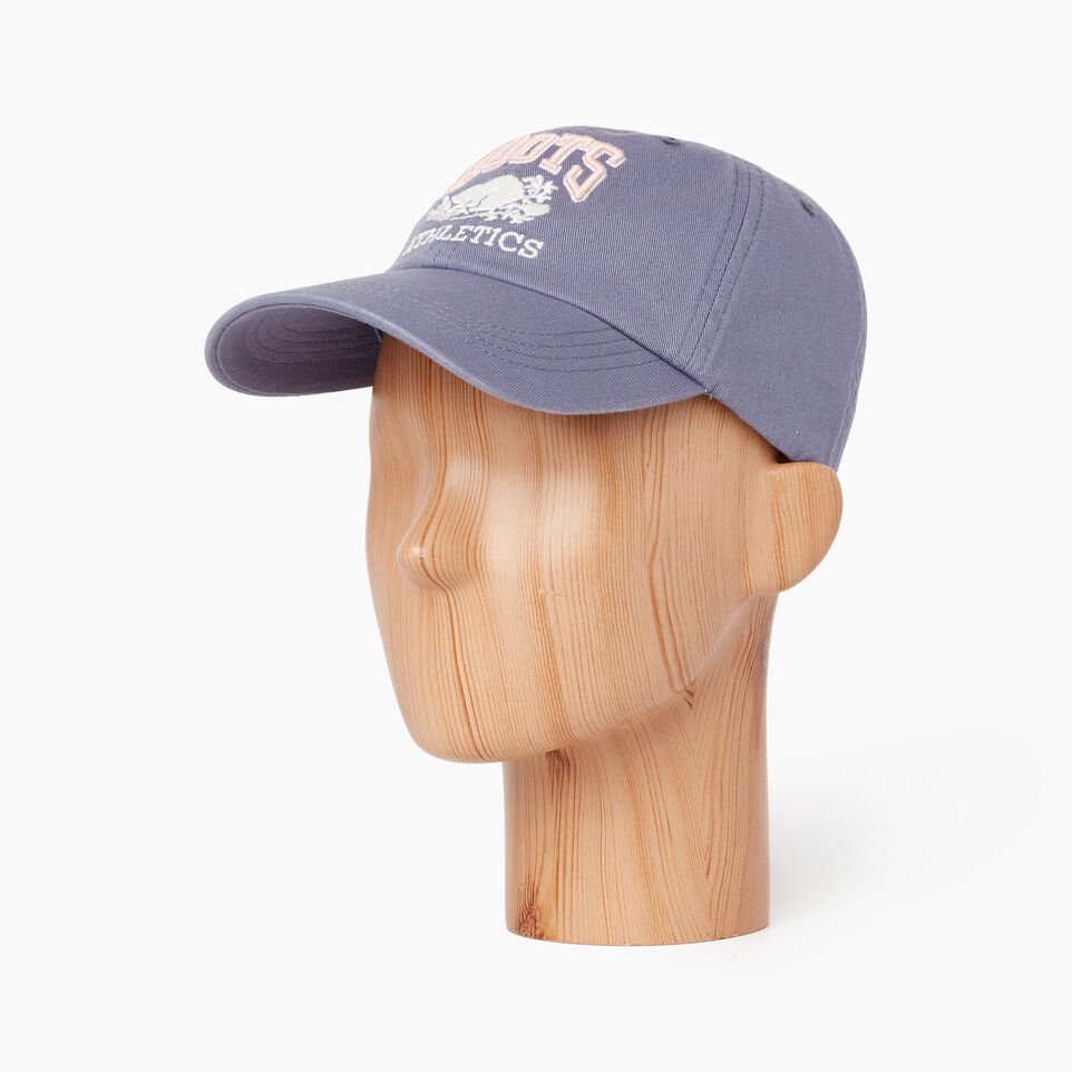 Roots-New For March Rba Collection-Heritage RBA Baseball Cap-Purple-B