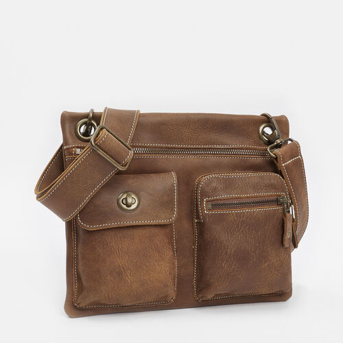Roots-Leather Bestsellers-Village Bag Tribe-Africa-A