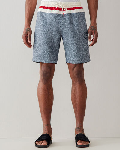 Roots-New For This Month Roots Salt & Pepper™-Cabin Packable Swim Short 8.5 In-Salt & Pepper-A