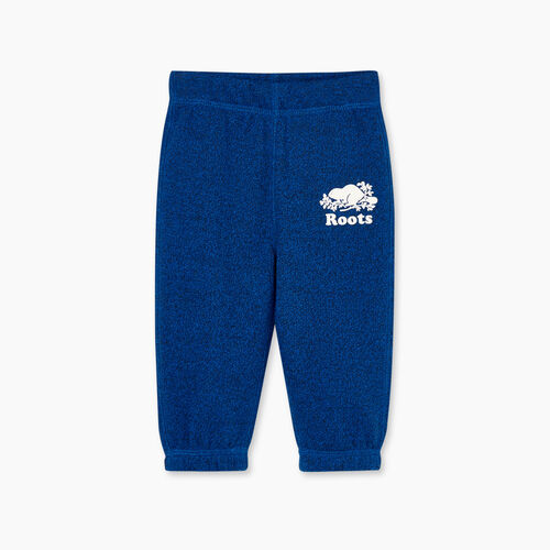 Roots-Kids Baby-Baby Original Sweatpant-Classic Blue Pepper-A