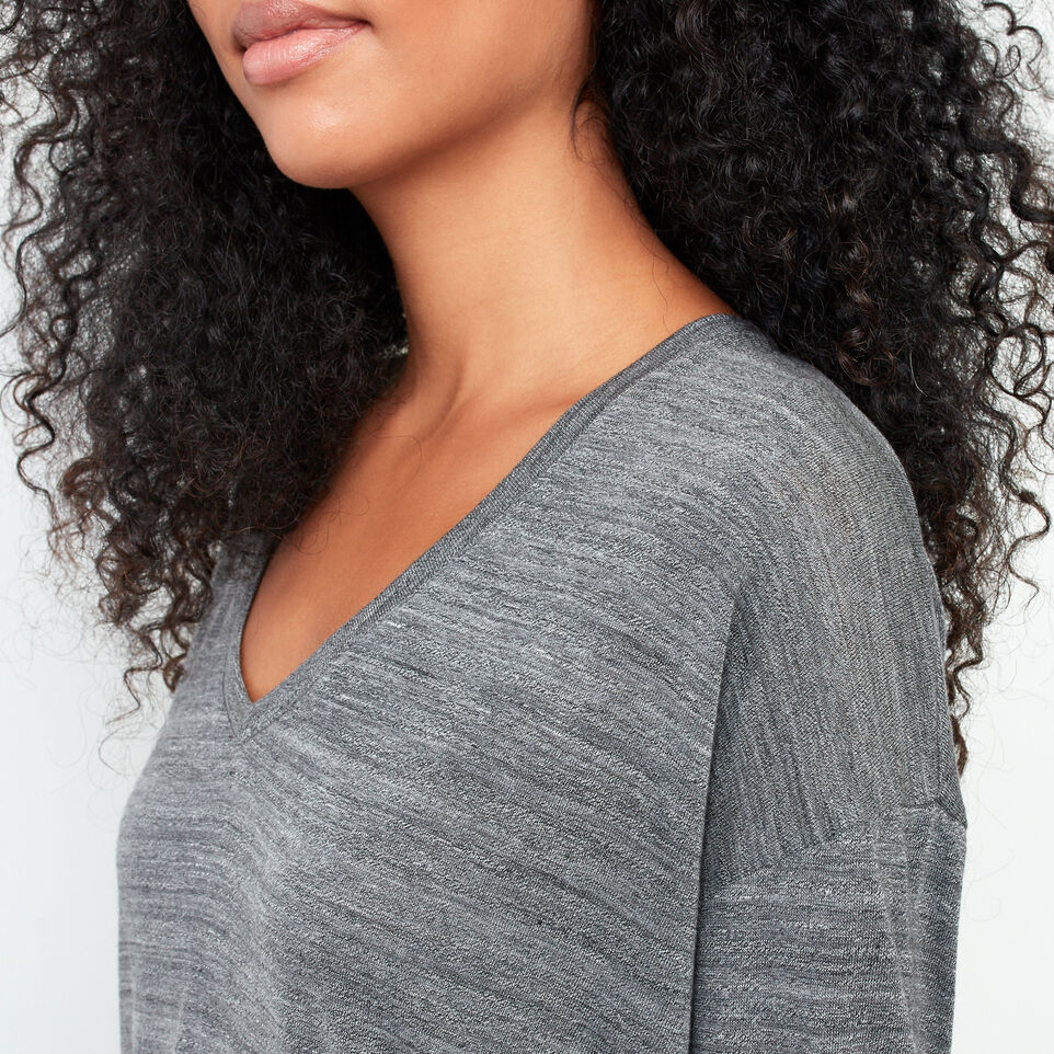 Roots-undefined-Courtenay V Neck Top-undefined-E