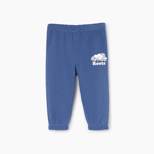 Roots-Kids Our Favourite New Arrivals-Baby Original Sweatpant-True Navy-A