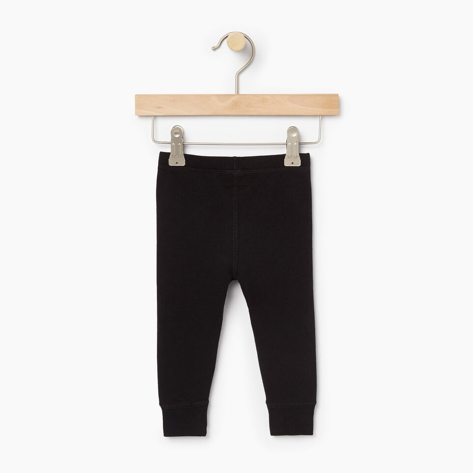 Roots-undefined-Baby Cozy Fleece Legging-undefined-B