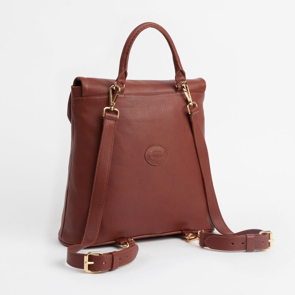 Madison Backpack Prince | Women's Leather Backpack, Handbags | Roots