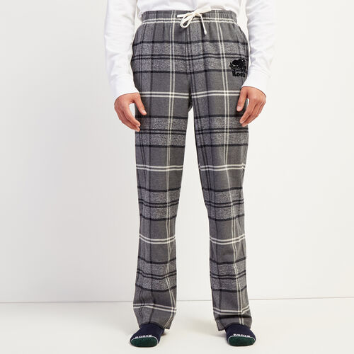Roots-Men New Arrivals-Smoke Lake Lounge Pant-Charcoal-A