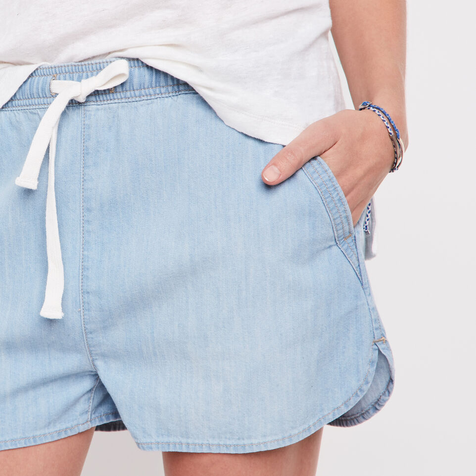 Roots-undefined-Chambray Mackenna Short-undefined-C