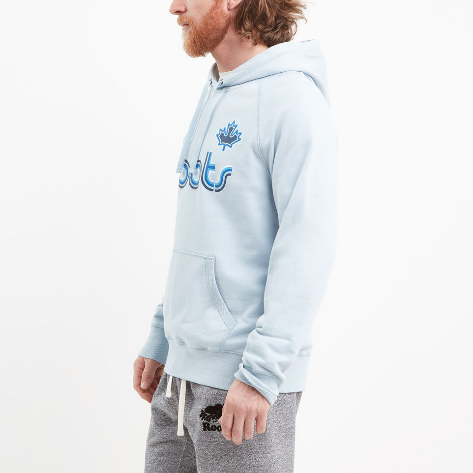 Roots-Ribbon Terry Kanga Hoody