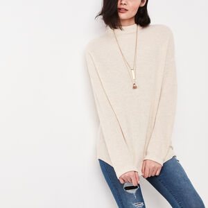 Roots-Sale Women-Nova Sweater-Fog Mix-A