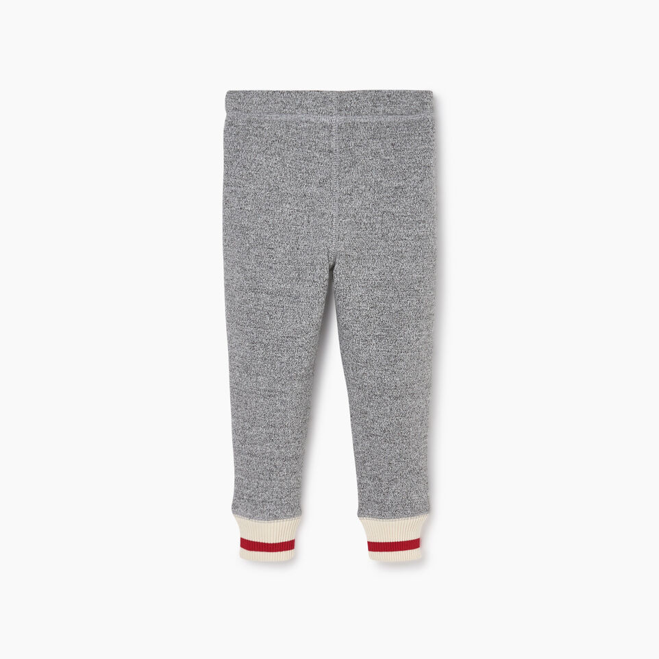 Roots-Kids Toddler Girls-Toddler Roots Cabin Cozy Sweatpant-Salt & Pepper-B