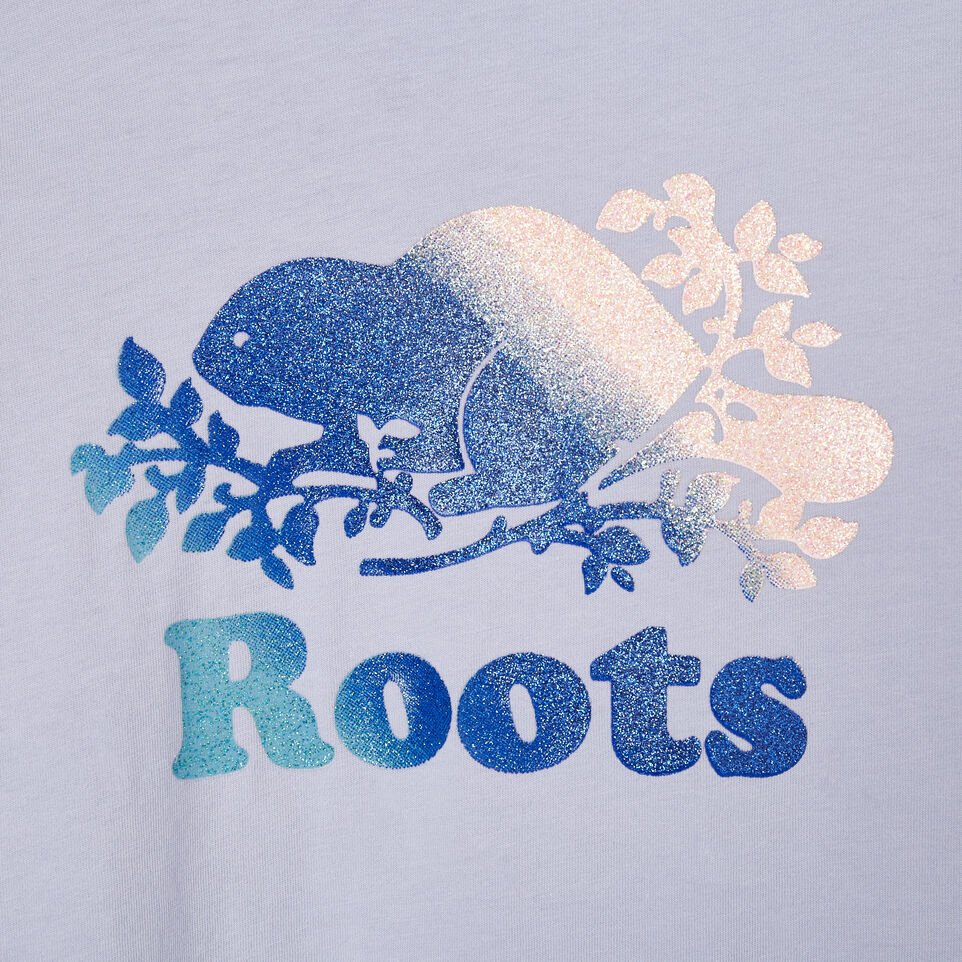 Roots-undefined-T-shirt Sparkle pour filles-undefined-D