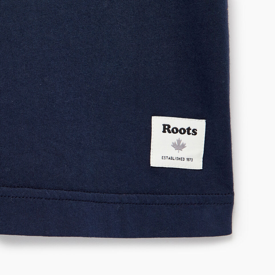 Roots-undefined-Mens Sunset T-shirt-undefined-C